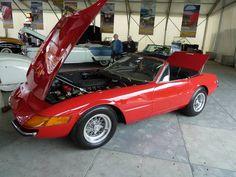 Ferrari 365GTB Daytona spyder replica