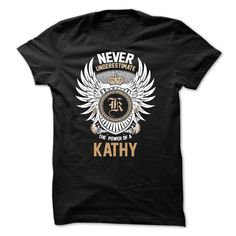 Never Underestimate The Power of a KAThY T Shirt, Hoodie, Sweatshirt
