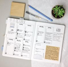http://www.apartmenttherapy.com/6-things-to-know-about-bullet-journaling-before-you-start-238759