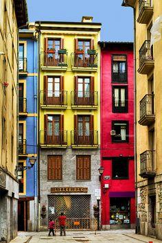 Colores de Tolosa by Txemi López