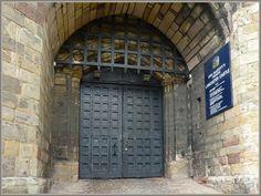 Lancaster Castle - Main Gate