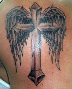 Cross Tattoo Designs With Names | The Worlds Best Cross Tattoos Designs | Tattoo Ideas - Artist and Pics