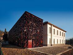 Biblioteca Nembro,© Pietro Savorelli