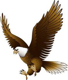 printable eagle clipart painting for parents pinterest art rh pinterest com clip art of eagles soaring clip art of eagle head