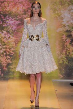 Zuhair Murad Spring 2014 Couture Fashion Show
