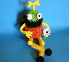 BUGGIE SAM PDF Crochet Pattern by bvoe668 on Etsy