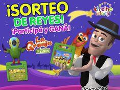 ¡Sorteo de Reyes! ¡Ganate la Tablet de La Granja de Zenón! Reyes, Frosted Flakes, Cereal, Breakfast, Food, Prize Draw, Breakfast Cafe, Essen, Yemek