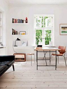 Small Apartment with a Big Hearth   design attractor   Bloglovin'