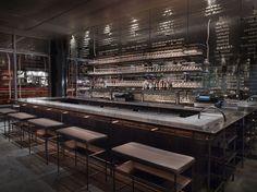 Award Winning DBGB Kitchen And Bar In New York | Restaurant Design | Design & Lifestyle Blog