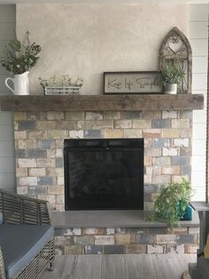 Fireplace Mantel Rustic 6 Foot Hand Hewn Solid Pine 78 Length Custom Made Solid Fireplace Remodel, Fireplace Mantle, Fireplace Design, Fireplace Ideas, Fireplace Makeovers, Fireplace Decorations, Decorating Fireplace Mantels, Airstone Fireplace, Farmhouse Fireplace Mantels