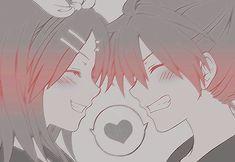 anime couples GIF - Google Search