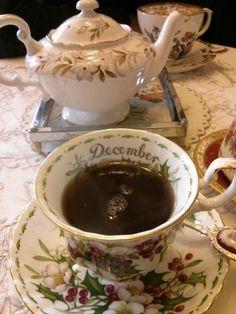 A December's Winter Tea