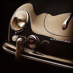 Winning teaser from Porsche! Vw Vintage, Vintage Porsche, Automobile, Porsche 356 Speedster, Bmw Classic Cars, Ferdinand Porsche, Porsche Cars, Volkswagen Bus, Volkswagen Beetles
