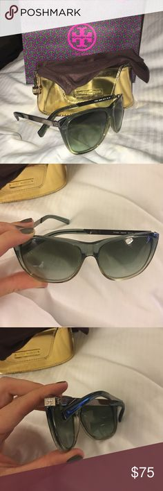 Tory Burch Sunglasses No flaws!!! Tory Burch Accessories Glasses