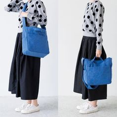 Find and save knitting and crochet schemas, simple recipes, and other ideas collected with love. Japanese Bag, Diy Tote Bag, Linen Trousers, Denim Bag, Cute Bags, Handmade Bags, Leather Craft, Ideias Fashion, Dresses For Work