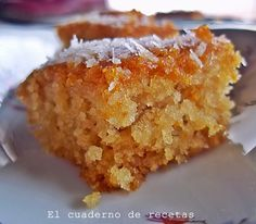 El cuaderno de recetas: Bizcocho Árabe De Coco {Sin Azúcar} Muffin, Pie, Breakfast, Desserts, Diabetes, Fat, Cakes, Coconut Brownies, Desserts For Diabetics