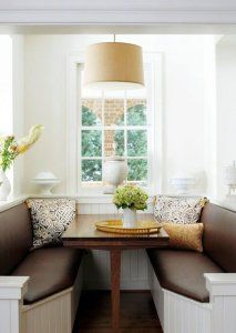 Küche Weiß Mit Kleiner Sitzecke Küche Und Esstisch Holz