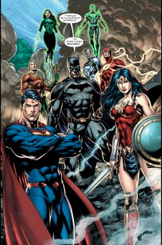 Suicide Squad by Jason Fabok by BatmanMou. Suicide Squad by Jason Fabok by BatmanMoumen on DeviantArt Justice League vs. Suicide Squad by Jason Fabok by BatmanMoumen - Arte Dc Comics, Dc Comics Heroes, Dc Comics Characters, Comic Book Heroes, Comic Books Art, Justice League Comics, Comic Art, Book Art, Aquaman