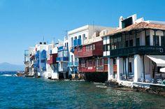 Isola di Mykonos Grecia