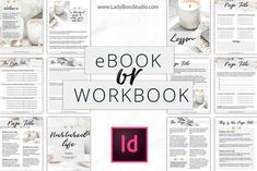 Ad: InDesign Nurtured eBook Templates by Lady Boss Studio on These Nurtured Life eBook Templates for InDesign will seriously step up your brand image! There are so many great options to create with Page Table, Indesign Templates, Page Template, Magazine Template, Creating A Brand, Premium Fonts, Page Layout, Cover Pages, Create Yourself