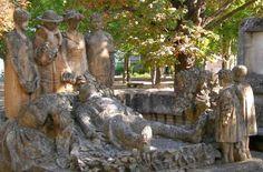 Paul Dardé : Monument aux morts,Lodève (Hérault, France)