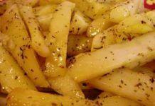 Γρήγορες, εύκολες και νόστιμες πατάτες… σαν τηγανιτές στην λαδόκολλα Macaroni And Cheese, Banana, Fruit, Ethnic Recipes, Food, Mac And Cheese, The Fruit, Bananas, Meals