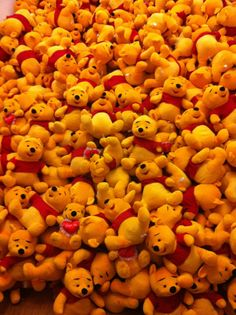 It's winnie the pooh!!!!