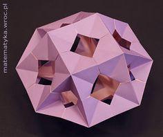 Modele z baz kwadrat i trójkąt   Wrocławski Portal Matematyczny - Matematyka jest ciekawa