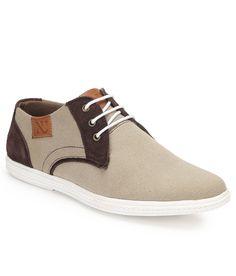 Numero Uno Beige Casual Shoes - http://weddingcollections.co.in/product/numero-uno-beige-casual-shoes/