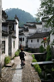 In Anhui, China, Centuries-Old Charm