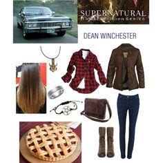 Fem!Dean Winchester