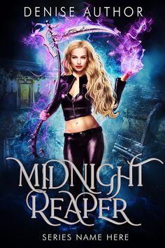 Teen Fantasy Books, Fantasy Book Covers, Book Cover Art, Book Art, Premade Book Covers, Paranormal Romance, Popcorn, Raven, Soda