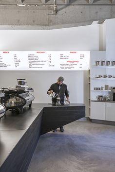 Coffee Bar Kearny | jones | haydu | Archinect