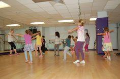Synergy Dance class
