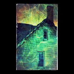 OOOOOOOHHHHHHhhhhhhhh......... #haunted #hauntedhouse #digital #digitalart #iphoneography #bztatart