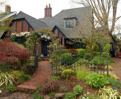 The Story of a Brick Cottage in Portland & More Links I Like