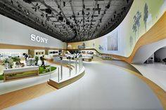 Sony - IFA Berlin 2014 | Schmidhuber | Exhibition Design