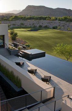 Tresarca Residence by Assemblage Studio / Las Vegas, Nevada, USA