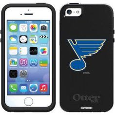 iPhone 5SE/5s OtterBox Symmetry Series NHL Case, Blue