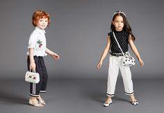 Kid's Wear - Dolce&Gabbana SS 2017