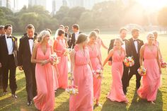 Coral Wedding love