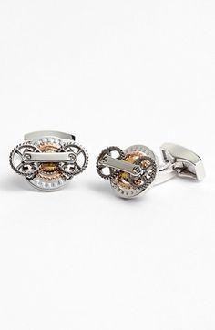 Tateossian \'Trio Gears\' Mechanical Cuff Links | Nordstrom