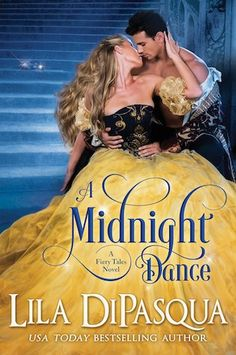 A Midnight Dance, Lila DiPasqua (They Do It With the Lights On: Eva Leigh on Historical Romances That Don't Fade to Black)