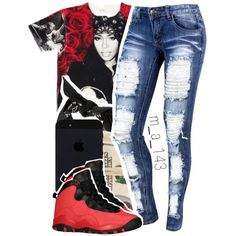 Aaliyah | 12 - 26 - 13 ?❤️?, created by mindlesslyamazing-143 on Polyvore