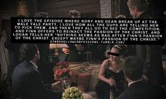 Stars Hollow Confessions