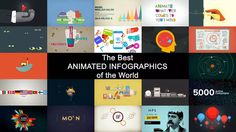 The Best animated infographics of the World on Vimeo
