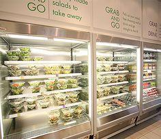Primus - Grab and Go Salad Display