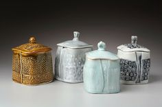 Fine Mess Pottery: Thursday Inspiration: Marion Peters Angelica