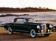 Mercedes Benz 300 Sc Coupe W188 1956 Pininfarina