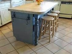 Image detail for -diy pics posted this great tutorial about upgrading a kitchen island ...